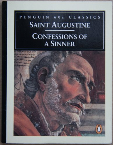 9780146002038: Confessions of a Sinner (Classic, 60s)