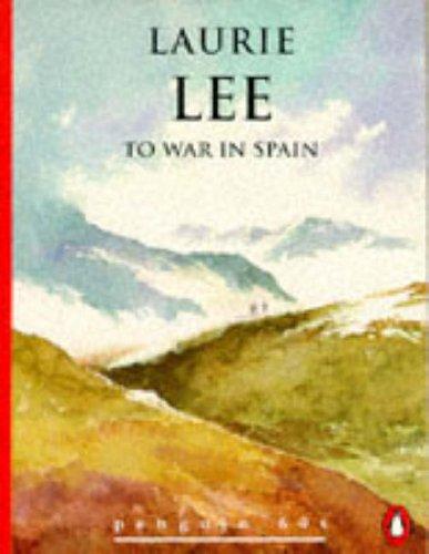 9780146002069: To War in Spain (Penguin 60s)