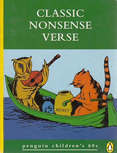 9780146003189: Classic Nonsense Verse (Penguin Children's 60s S)