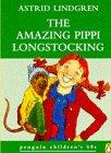9780146003387: The Amazing Pippi Longstocking (Penguin Children's 60s)