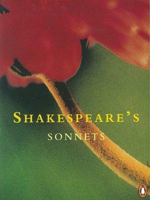 9780146003738: Shakespeare's Sonnets