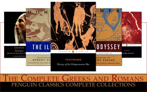 9780147503206: The Complete Greeks and Romans (Penguin Classics Complete Collections)
