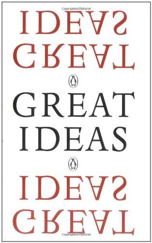 9780147503367: Great Ideas