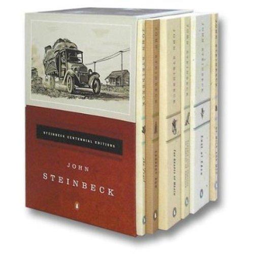 9780147506054: Steinbeck Centennial Editions