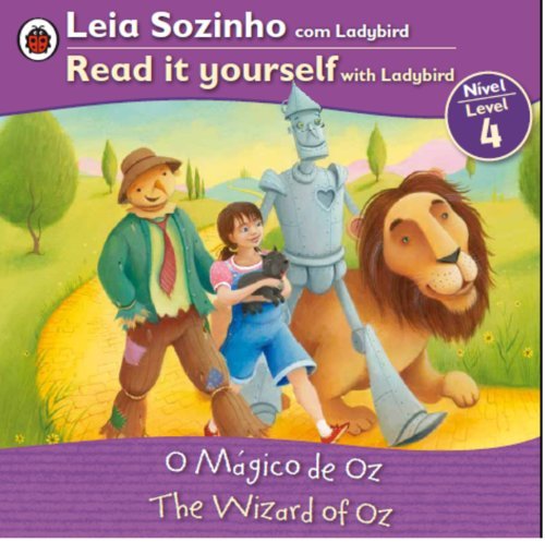 9780147508836: The Wizard of Oz Bilingual (Portuguese/English): Fairy Tales (Level 4) (Read It Yourself With Ladybird (Level 4))