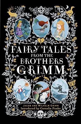 Fairy Tales from the Brothers Grimm: Deluxe Hardcover Classic