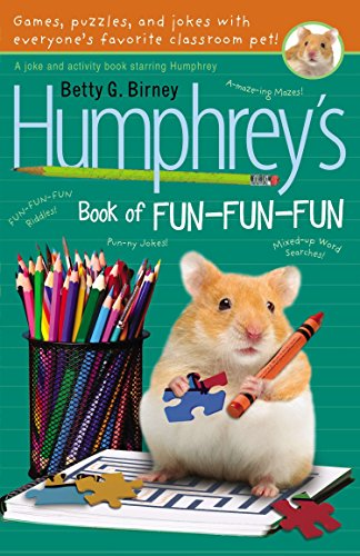 9780147509512: Humphrey's Book of Fun Fun Fun