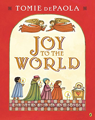 9780147509529: Joy to the World: Tomie's Christmas Stories