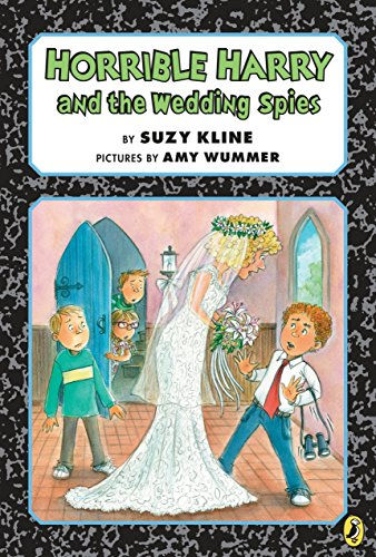 9780147509680: Horrible Harry and the Wedding Spies