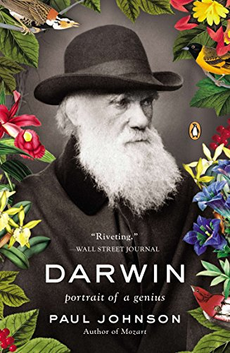 9780147509772: Darwin: Portrait of a Genius