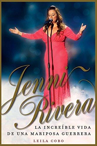9780147510303: Jenni Rivera (Spanish Edition): La increíble vida de una mariposa guerrera