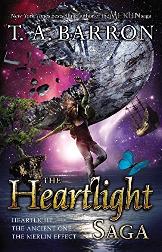 9780147510327: The Heartlight Saga: Heartlight/The Ancient One/The Merlin Effect