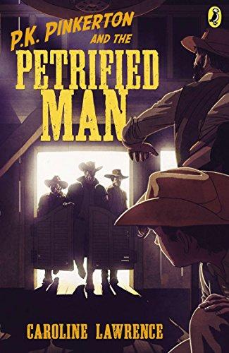 9780147510334: P.K. Pinkerton and the Petrified Man