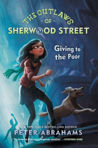 9780147511508: The Outlaws of Sherwood Street: Giving to the Poor