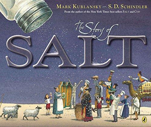 9780147511669: Story of Salt, The