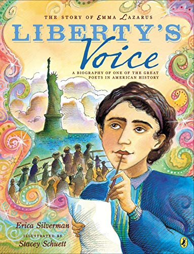9780147511744: Liberty's Voice: The Story of Emma Lazarus