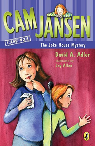 9780147512352: Cam Jansen and the Joke House Mystery