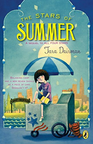 9780147513182: The Stars of Summer: An All Four Stars Book