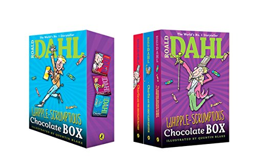 9780147513502: Roald Dahl's Whipple-Scrumptious Chocolate Box