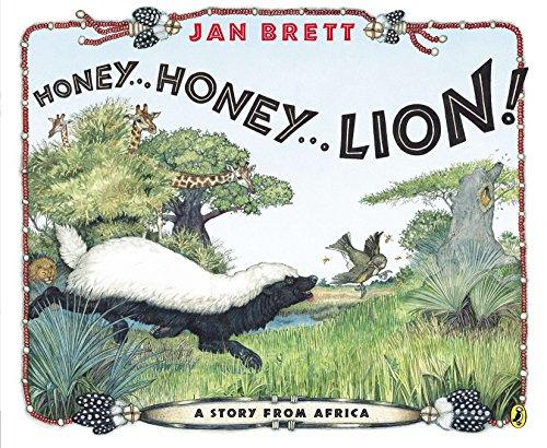 9780147513526: Honey...Honey...Lion!: A Story from Africa