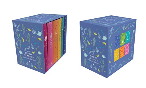The Puffin Classics Deluxe Collection: Burnett, Frances Hodgson; Montgomery, Lucy Maud; Twain, Mark