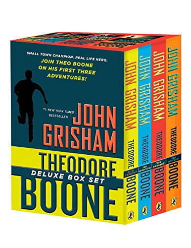 9780147514448: Theodore Boone Box Set (Kid Lawyer / The Abduction / The Accused / The Activist)