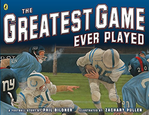 9780147514516: The Greatest Game Ever Played