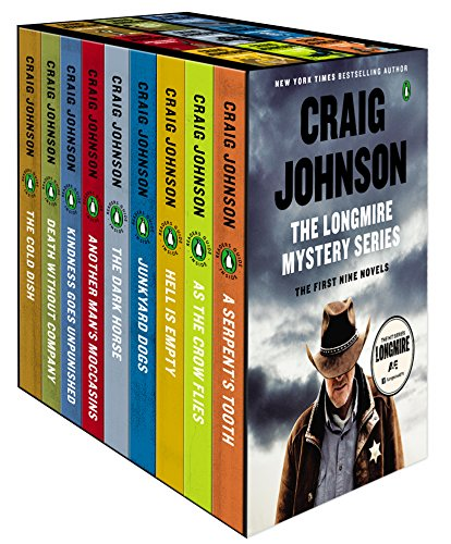 9780147514578: The Longmire Mystery Series Boxed Set Volumes 1-9