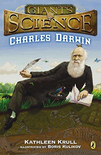 9780147514639: Charles Darwin (Giants of Science)