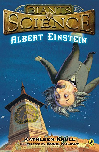 9780147514646: Albert Einstein (Giants of Science)