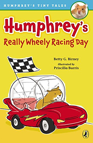 9780147514851: Humphrey's Really Wheely Racing Day (Humphrey's Tiny Tales)