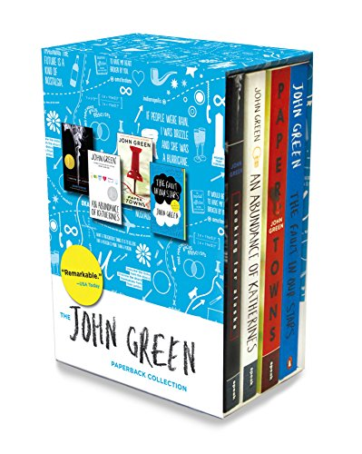 9780147515001: The John Green Paperback Collection: Looking for Alaska / An Abundance of Katherines / Paper Towns / The Fault in Our Stars