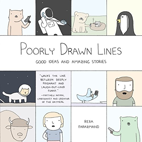 9780147515421: Poorly Drawn Lines: Good Ideas and Amazing Stories