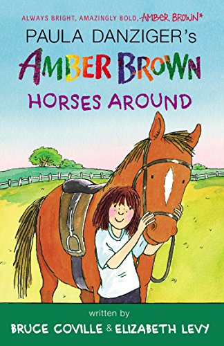 9780147515520: Amber Brown Horses Around