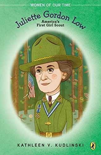 9780147515667: Juliette Gordon Low: America's First Girl Scout (Women of Our Time)