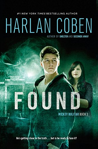 9780147515742: Found (A Mickey Bolitar Novel)
