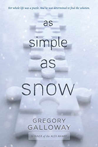 9780147515810: As Simple as Snow