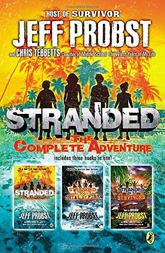 9780147516022: Stranded: the Complete Adventure