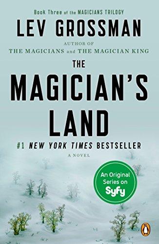 9780147516145: The Magician's Land: A Novel (Magicians Trilogy)