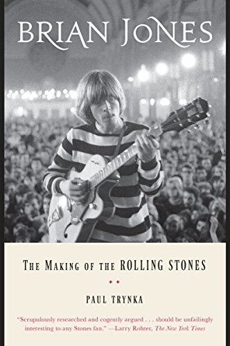 9780147516459: Brian Jones: The Making of the Rolling Stones