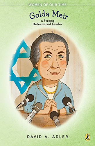 9780147516602: Golda Meir: A Strong, Determined Leader (Women of Our Time)