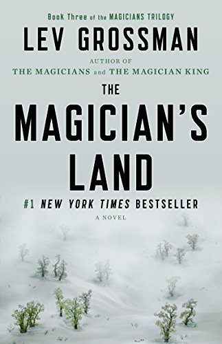 9780147517074: Magician's Land