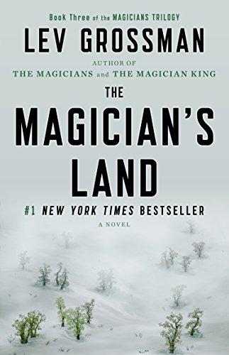 9780147517074: Magician's Land