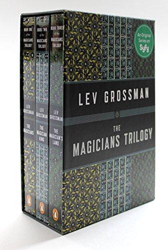The Magicians Trilogy Box Set (Paperback): Lev Grossman