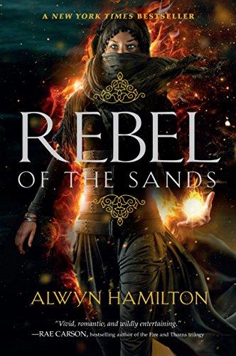 9780147517975: Rebel of the Sands