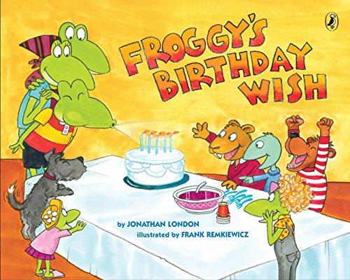 9780147517999: Froggy's Birthday Wish