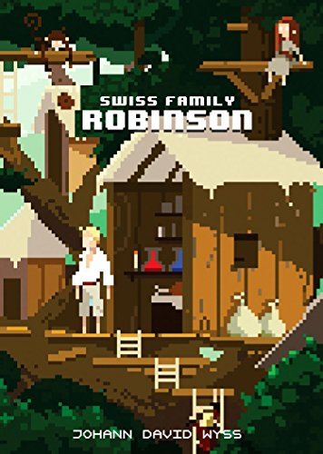 9780147519184: The Swiss Family Robinson (Puffin Pixels)