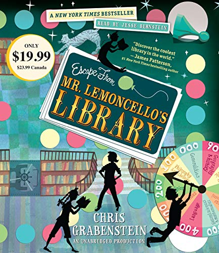 9780147520135: Escape from Mr. Lemoncello's Library