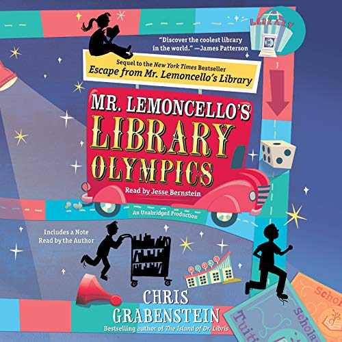 9780147520364: Mr. Lemoncello's Library Olympics