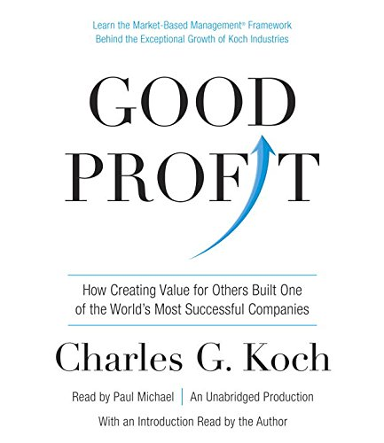 9780147520470: Good Profit: How Creating Value for Others Built One of the World's Most Successful Companies